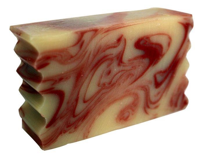 citrus sun goat milk soap