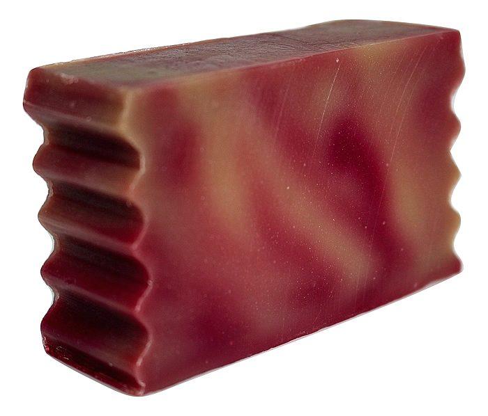 flathead cherry goat milk soap