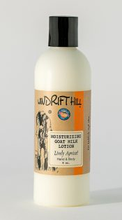 Lively Apricot Goat Milk Lotion