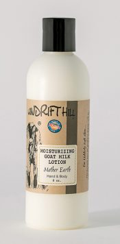 Mother Earth Goat Milk Lotion