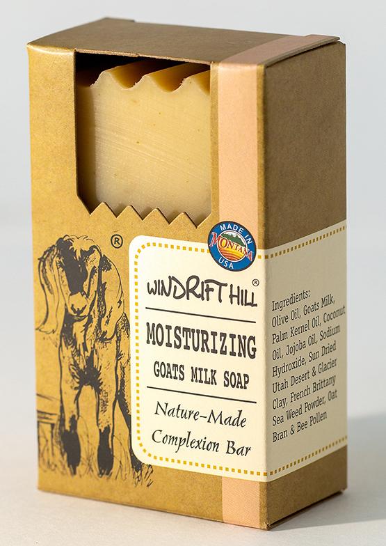 Nature Made Goat Milk Soap