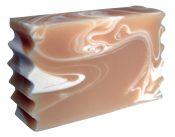 sweet magnolia goat milk soap