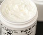 Goat Milk Body Butters