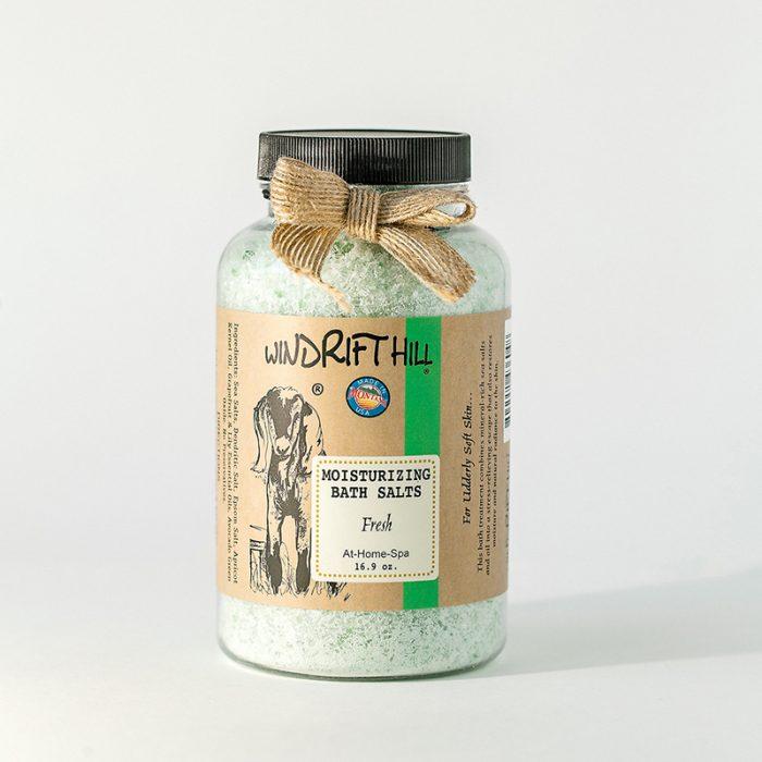 moisturizing bath salts