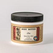 goat milk body butter