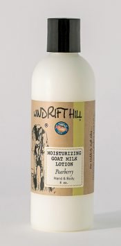 Pearberry Goat Milk Lotion