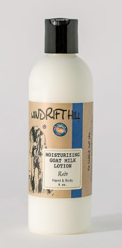 Rain goat milk lotion