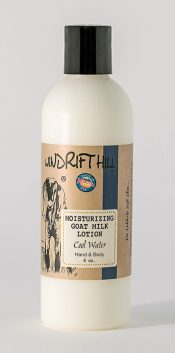Cool water goat milk lotion