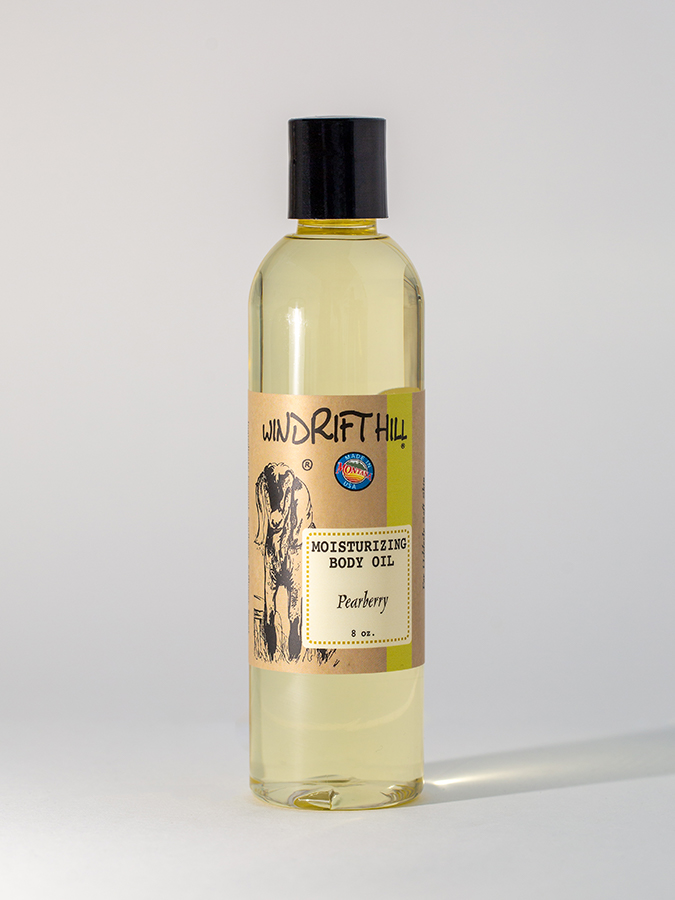 Pearberry Body Oil