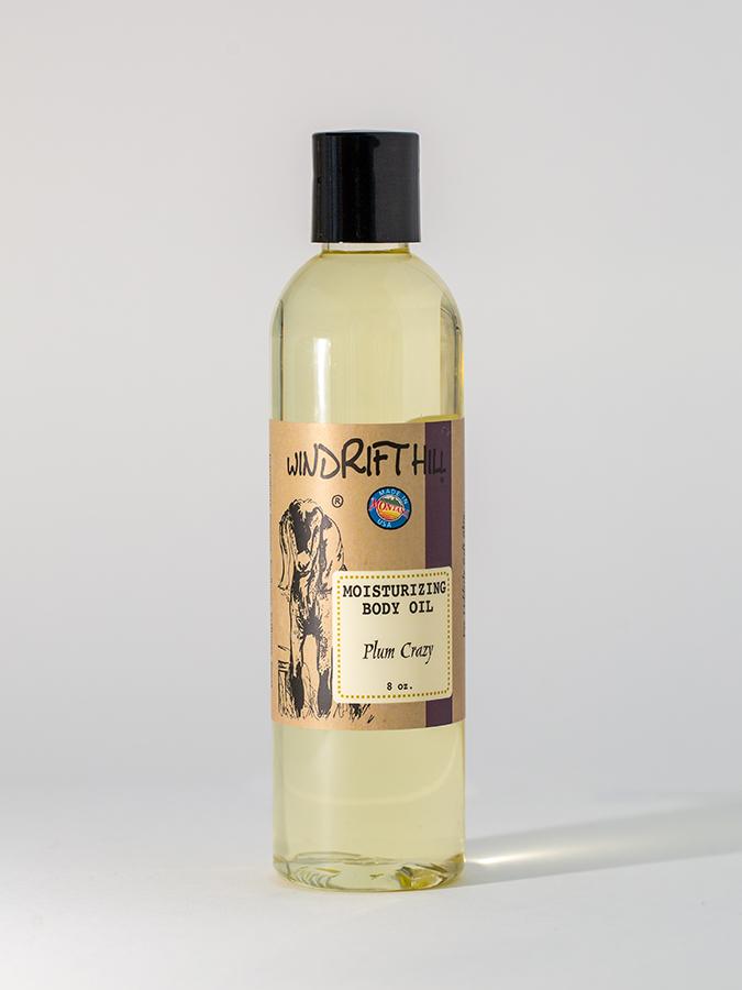 plum body oil