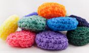 Scrubbies dish and veggie scrubbers